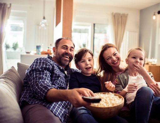 filmes para a família netflix