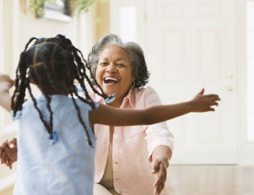 a importância dos avós na infância