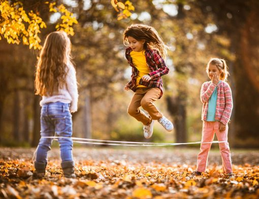 benefícios das atividades físicas para as crianças