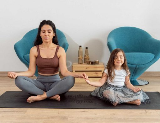 meditação para crianças