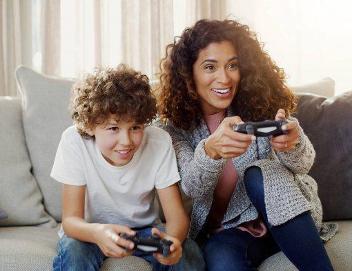 Videogame para crianças