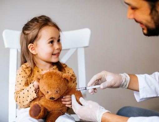 Falar sobre vacinação