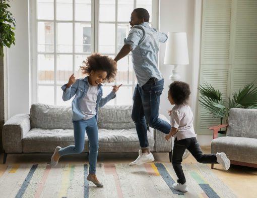 Fortalecimento de vínculos entre pais e filhos